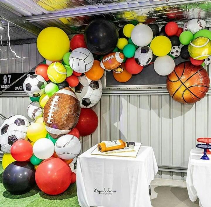 Decor Events Bubble Moo Balloons