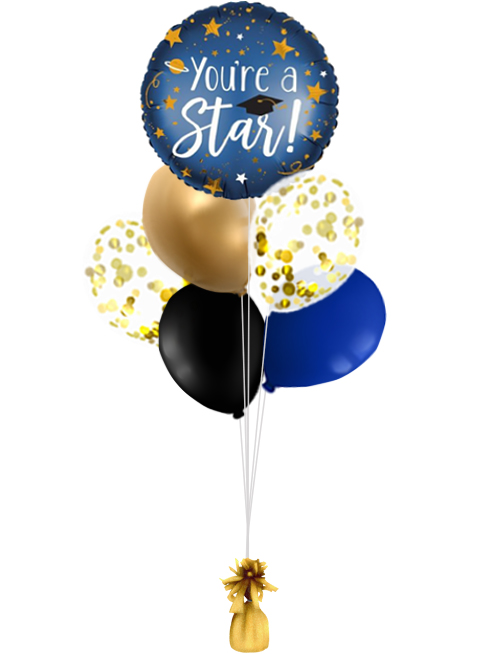 Balloon Congratulations!